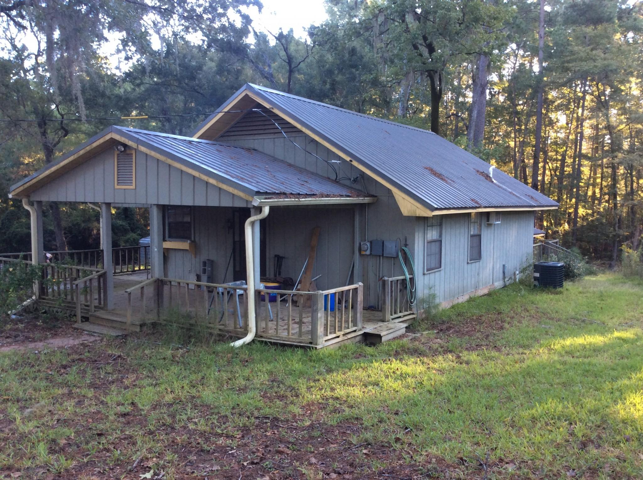 Teal Lane Camp on Saline Lake, Winn Parish