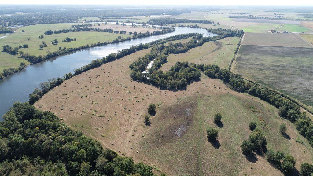 Louisiana Land for sale (Hay field)