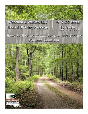 Woodard & Walker, LLC Sealed Offering