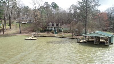 Miller Lake House, Claiborne Parish, 0.9 Acres +/- LACLAIJP1