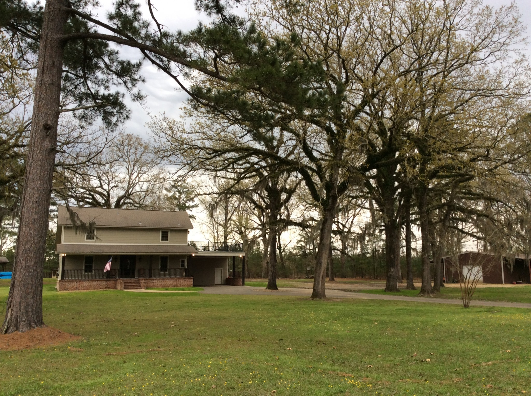Center Point Lodge, Avoyelles Parish, 75 Acres +/-