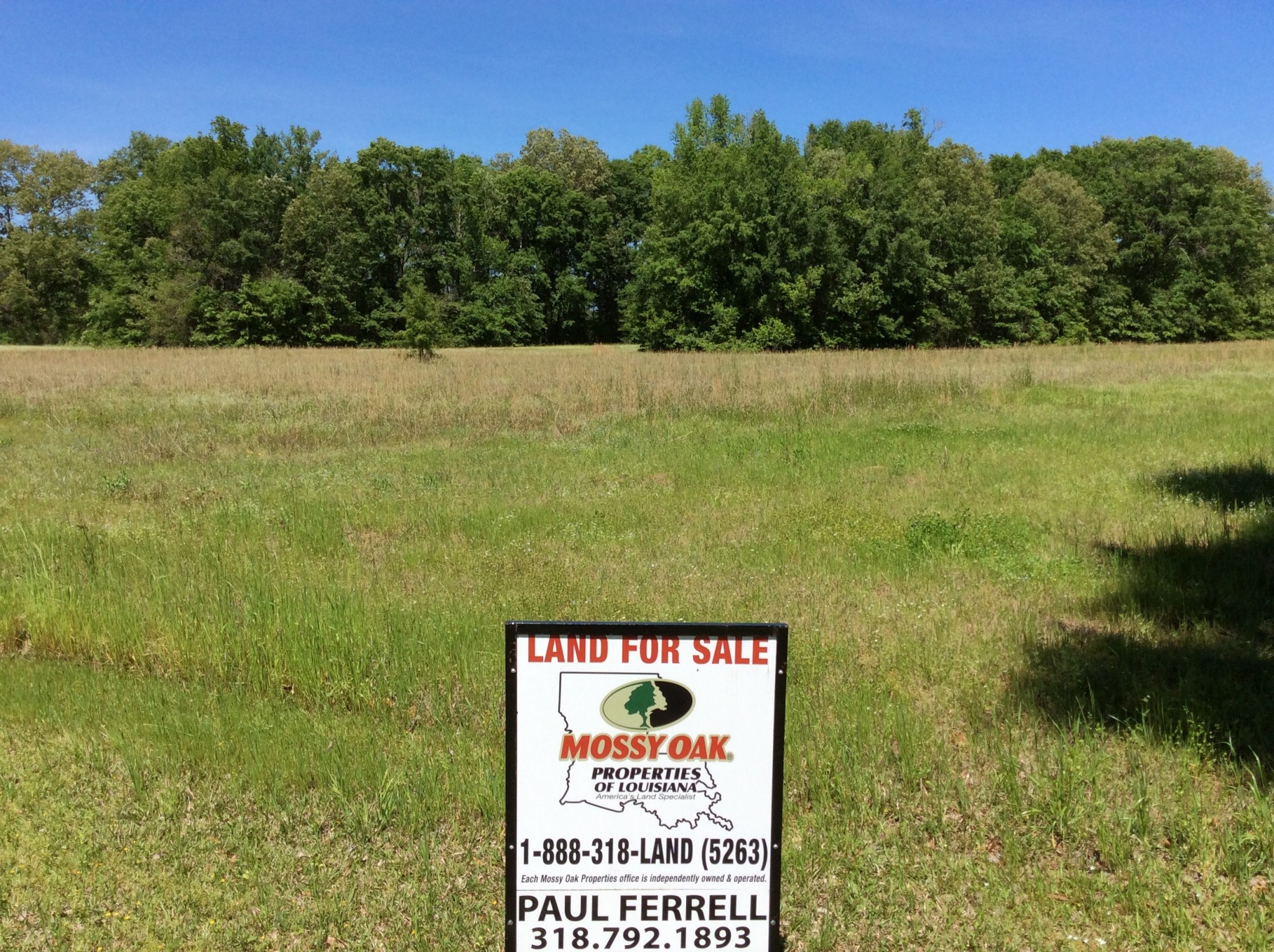 Bayou Boeuf Lots at Betty Sue Road, Richland Parish, 10 Lots